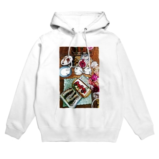 Afternoon Tea Party Hoodies