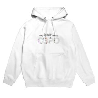 東京スキー学校presentsオリジナルTシャツ2020-2021 Hoodies