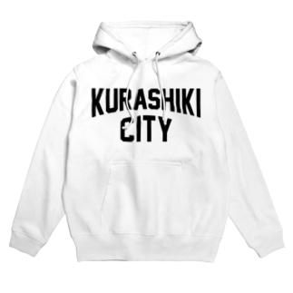 kurashiki city 倉敷ファッション アイテム Hoodies
