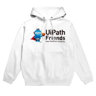 UiPath Friends グッズ Hoodies