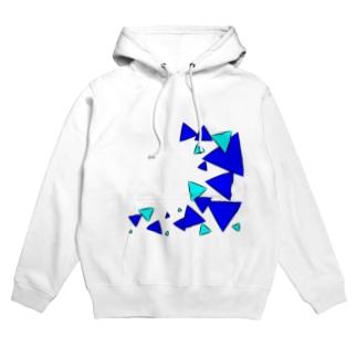 青三角 Hoodies