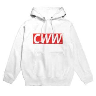 CWW フーディ Hoodies