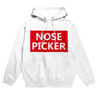 Nose Picker Hoodies