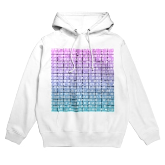 Mojibake(Seapunk mix) Hoodies