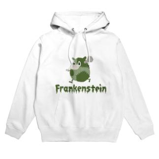 つぎはぎフランケン Frankenstein Hoodies