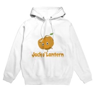 カボチャ頭 Jack o' Lantern Hoodies