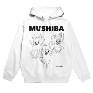 MUSHIBA Hoodies