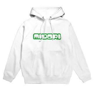 MIDORI Hoodies
