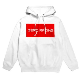 ZERORACING REDver. Hoodies