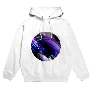 SPACEHOLE Hoodies