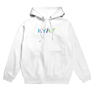 KYAFカラフル Hoodies