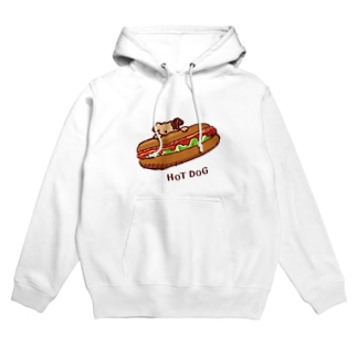 HOT DOG Hoodies