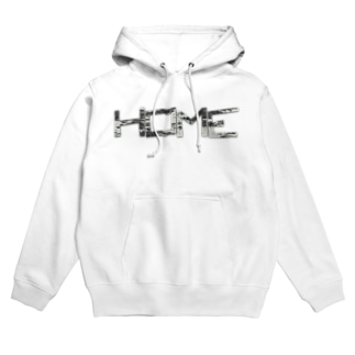 HOME公式ショップのHOME公式グッズ Hoodies