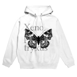 Xenophanes tryxus Hoodies