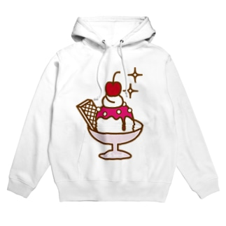 strawberry ice Hoodies