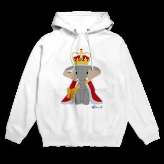 3pondSのゾウの王様 フーディ