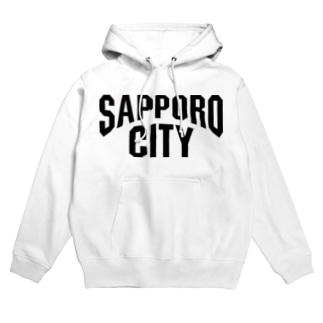 札幌 SAPPORO サッポロシティ Hoodies