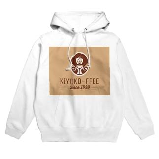 KIYOKO-FFEE Hoodies