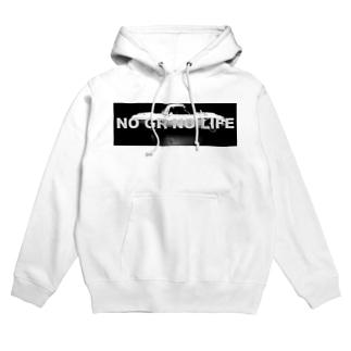 NO GR NO LIFE Hoodies