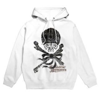 Skull(Black) Hoodies