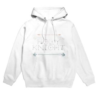Holy Knight Hoodies