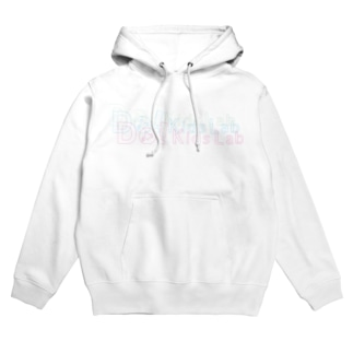 Do! Kids Lab公式 キッズプログラマー パステル系ロゴ Hoodies