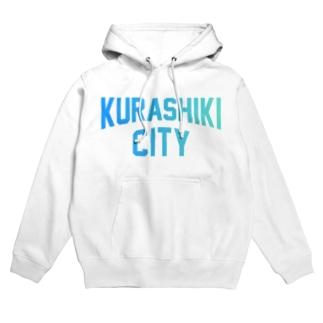 倉敷市 KURASHIKI CITY Hoodies