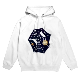 Spider☆Planets Hoodies