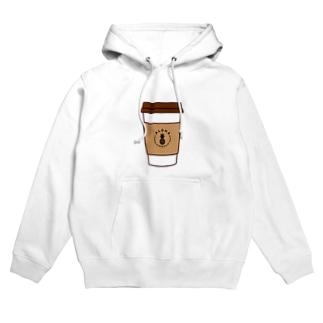 ALOHA コーヒー 024 Hoodies