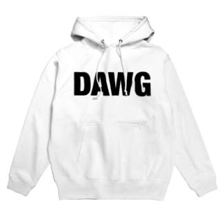 DAWG Hoodies