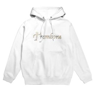 trombone Hoodies