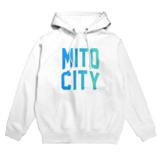 水戸市 MITO CITY Hoodies