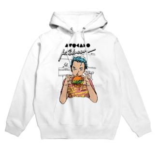 Avocado Kibun Hoodies