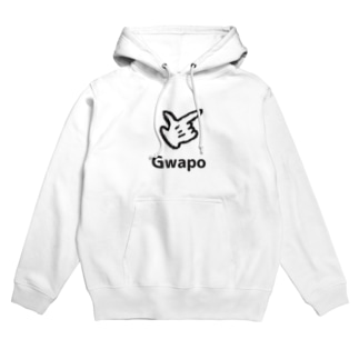 フィリピンラブのGWAPO Hoodies