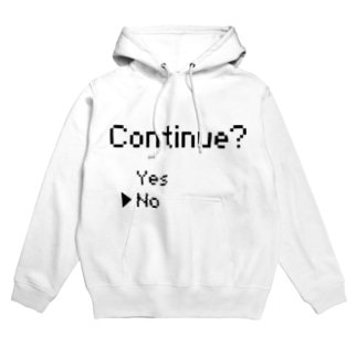 continue ~No~ Hoodies