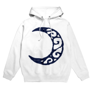 tommyのtommy_moon Hoodies