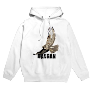DANGAN EAGLE D1603 Hoodies