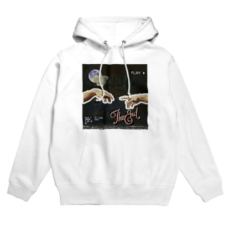 The end Hoodies