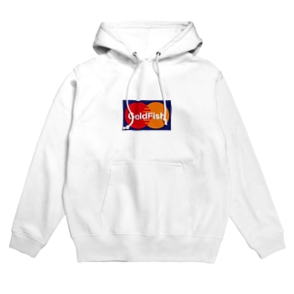 GOLDFISH Hoodies