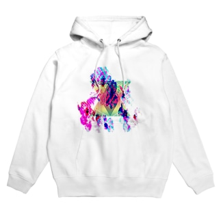 triangleFLOWER Hoodies