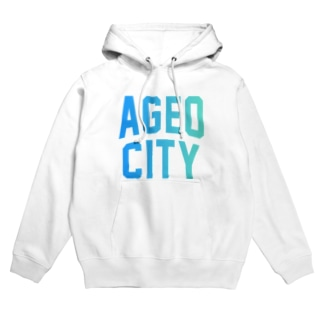 上尾市 AGEO CITY Hoodies