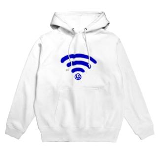 wi-BAD-fi Hoodies