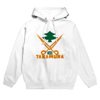 パ紋No.2802 TAKAMURA Hoodies