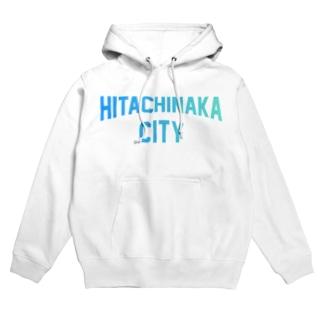 ひたちなか市 HITACHINAKA CITY Hoodies