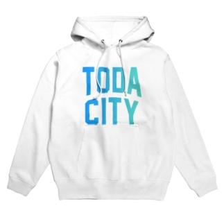 戸田市 TODA CITY Hoodies