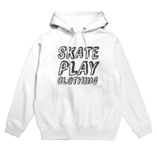 SKATE PLAY G Hoodies