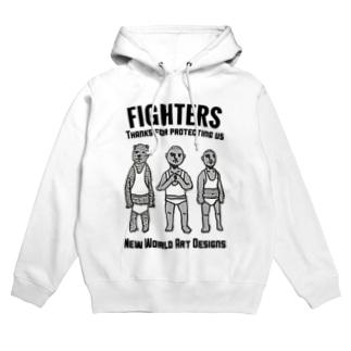 FIGHTERS Hoodies