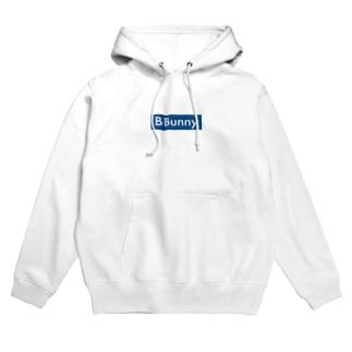 BBunny Box Logo Hoodies