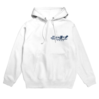 NEW YOTA LOGO6 Hoodies