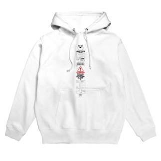 TRAVELER'S CHECK Hoodies